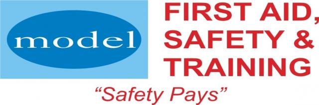 "Model First Aid Safety & Training - ""Safety Pays"""